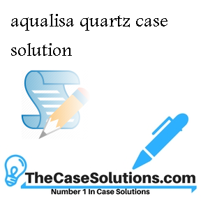 Aqualisa Case Study solution Essay