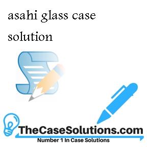 asahi glass case solution
