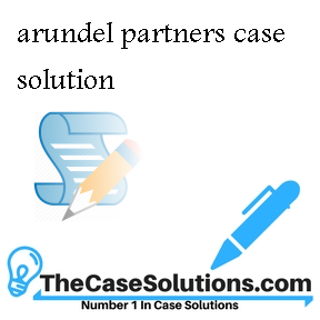 arundel partners case solution