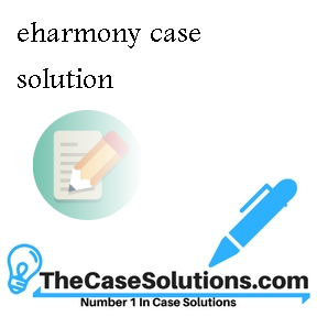 eharmony case solution
