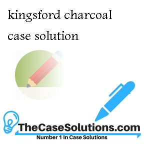 kingsford charcoal case solution