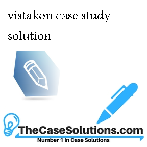 vistakon case solution