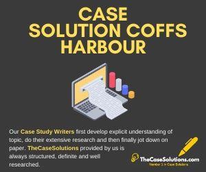 Case Solution Coffs Harbour
