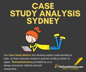Case-Study Analysis Sydney