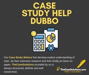 Case Study Help Dubbo