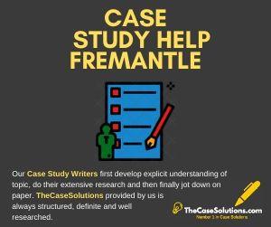 Case Study Help Fremantle
