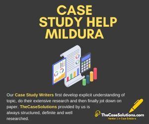 Case Study Help Mildura