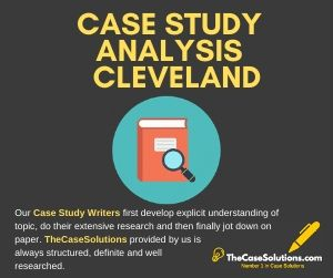 Case Study Analysis Cleveland