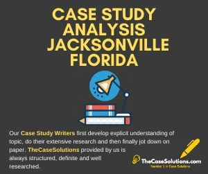 Case Study Analysis Jacksonville Florida