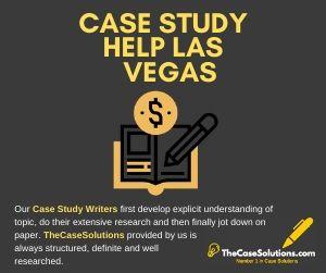 Case Study Help Las Vegas