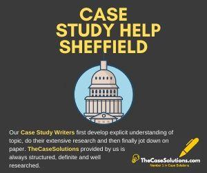 Case Study Help Sheffield