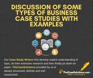 Case Studies Examples