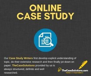 Online Case Study