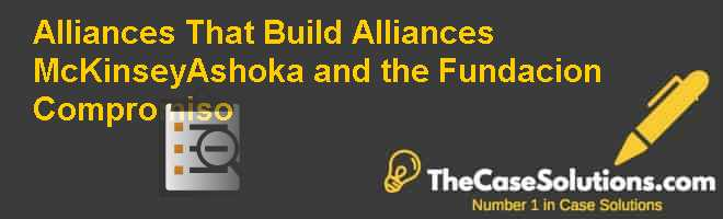 Alliances That Build Alliances: McKinsey-Ashoka and the Fundacion Compromiso Case Solution