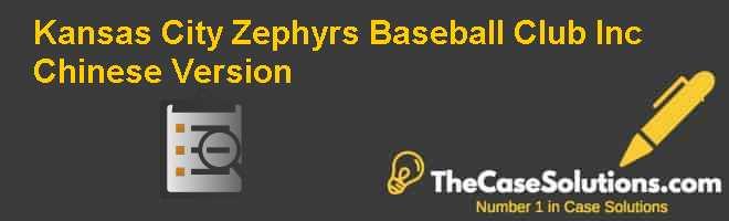 kansas city zephyrs baseball club