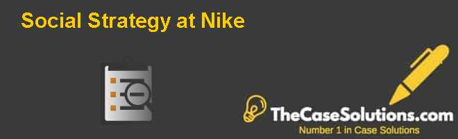 nike case solution Nike, inc: cost of capital (v 18) case solution & analysis , case study solution by robert f bruner, jessica chan our tutors are available 24/7 to assist.